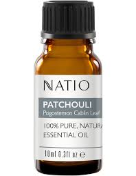 Natio <b>Pure Essential Oil</b> - <b>Patchouli</b> | MYER