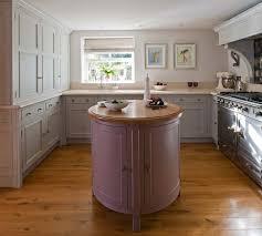 installing wood laminate flooring around kitchen units
