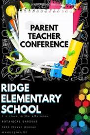 680 Parent Teacher Conference Customizable Design Templates
