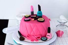 You will need some colorful fondant and having. Makeup Cake A Classic Twist