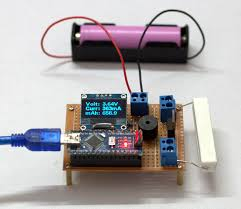picture of diy arduino battery capacity tester v1 0