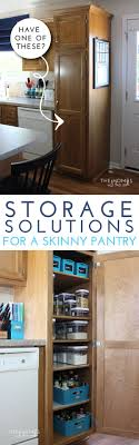 Organization For Kitchen 17 Best Ideas About Small Kitchen Organization On Pinterest
