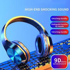 <b>T5 Wireless Bluetooth</b> 4.1 Headphones Foldable Headset Stereo ...