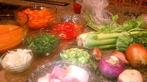 Image result for traditional haitian Popular ingredients