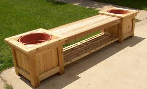Amazing wooden garden planters ideas try Built With Bit Of Work And Fashion You Can Produce Your Own Special Design On Single Hand You Need To Guarantee The Wooden Box Is Suitable For The Plants Gardenhouzcom 51 Stunning Wooden Garden Planters Ideas Try