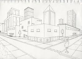 Two_point_perspective_exterior_by_timluv gossipi's animation day 6 characterizing the bouncing ball on 3 point perspective template