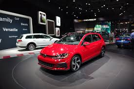 2018 volkswagen lineup. modren 2018 2018 vw golf lineup gets a facelift and some new eyeliner and volkswagen a