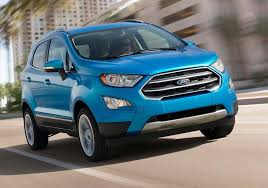2018 ford cars. Simple Cars 2018 Ford EcoSport Facelift India Launch Likely On November 9 Price  Interior U0026 Images And Ford Cars