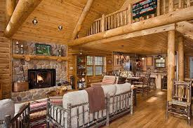 log home interior decorating ideas endearing inspiration log home
