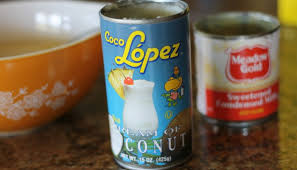 if you are interested in making your own sweetened condensed milk here s my recipe it s surprisingly easy to do