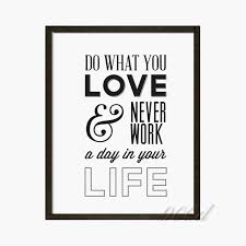Love Quote Canvas Art Print Painting Poster Wall Pictures For Home Beauteous Love Quote Canvas