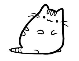 Kolorowanki kolorowanki zwierzęta kolorowanki kot. Kolorowanki Pusheen Pobierz I Wydrukuj Together Magazyn