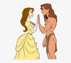 Tarzan And Jane Tarzan And Jane, Jane Porter, Jungles, - Tarzan & Jane  Transparent PNG - 500x643 - Free Download on NicePNG