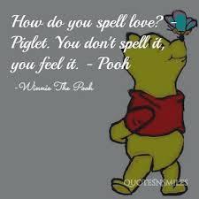 Winnie The Pooh Love Quotes Best 48 Heartfelt Winnie The Pooh Picture Quotes Famous Quotes Love