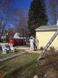 howard garage doorsExterior Painting  Cedar Siding Repair Project Howard County MD