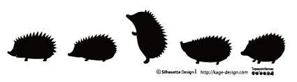 ナチュラルガーリーなデザインにオススメ可愛らしい動物達のシルエット