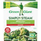 broccoli with zesty sauce