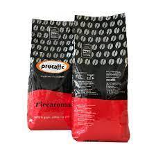 Cà phê hạt/bột pha máy Procaffe Riccaroma