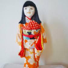 市松 人形