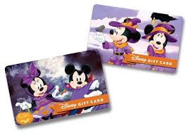 Halloween Gift Cards Disney Unveils New Fall And Halloween Gift Card Designs