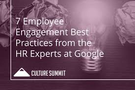 7 Employee Engagement Best Practices From The Hr Experts At