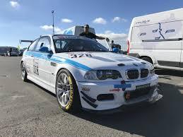 BMW Convertible bmw m3 gt4 : M3 GT4 lip / Splitter BMW M3 e46 - BMW-Motorsport Parts