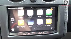 pioneer 4100nex. pioneer avh-4100nex review - part 4: apple carplay 4100nex