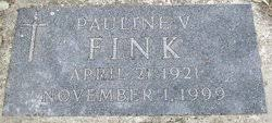 Pauline Verna Fink (1921-1999) - Find A Grave Memorial