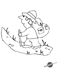 west texas mountain lion animal coloring pages mountains coloring page mountain sheet climb on mountain lion