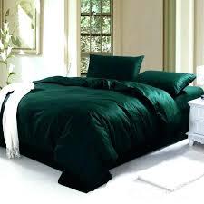 splendid green and black duvet covers emerald bedding set dark sets quilt australia c
