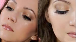 natural bronze makeup tutorial mice hyatt