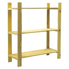 3 shelf storage natural wood 3 shelf storage unit sanded hanging 3 shelf closet storage organizer