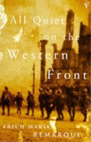 all quiet on the western front all quiet on the western front  all quiet on the western front all quiet on the western front comparison essay