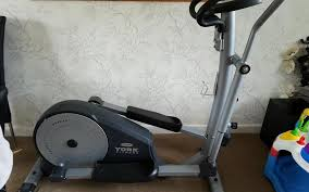 york x720 cross trainer. york fitness x720 platinum series cross trainer i
