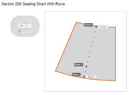Detailed Seating Chart Nassau Coliseum Nassau Coliseum Hockey Seating Chart Interactive Map