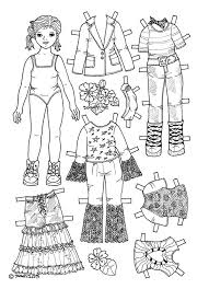 If you print these out, print the figure on cardstock or glue it down to something a bit stiffer and you will have better results. Hundreds Of Paper Dolls To Print Color And Color Your Own Paper Dolls Clothing Paper Dolls Paper Dolls Printable