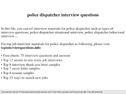 Police Dispatcher Cover Letter Pin By Griffin On Dispatchers