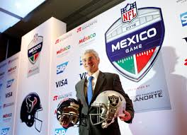 Image result for NFL football in mexico