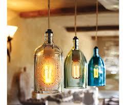 Vintage Seltzer Bottle Pendant Lights - Lighting - Decor