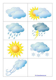 Weather Chart Printable Weather Chart Images