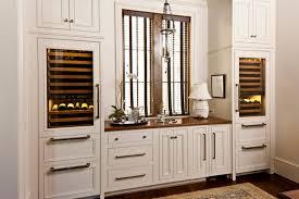 separate wine fridges