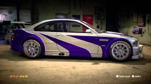 BMW Convertible 2005 bmw m3 gtr : Need for Speed 2015 Most Wanted Bmw M3 Gtr Customization - YouTube