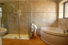custom shower tub combo. trendy white acrylic corner bathtub with shower cubicle and brown contemporary bathroom tub custom combo