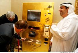 Gold To Go Vending Machine Unique Gold Vending Machines Go Global May 48 48