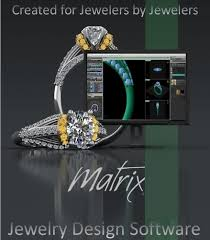 matrix 3d jewelry design software jewelry design software