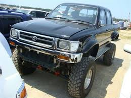Toyota Hilux Surf 1992: Review, Amazing Pictures and Images – Look ...