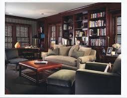 trendy office designs blinds. Interior : Elegant Home Library Office Design Ideas Cream Fabric . Trendy Designs Blinds