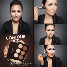 contour highlight contour on dark skin where was this during my makeup unit 437084bc642611e38bb00e3384f99a