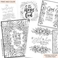 Printable color by number pictures for kids is a smart way of spending the afternoon away from all electronic devices, that are so tempting for the little ones. 10 Page Scripture Coloring Book Print And Color Printables To Print From Home