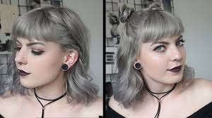 Hairstyle Short Hair 2016 cute and easy hairstyles for short hair youtube 3041 by stevesalt.us